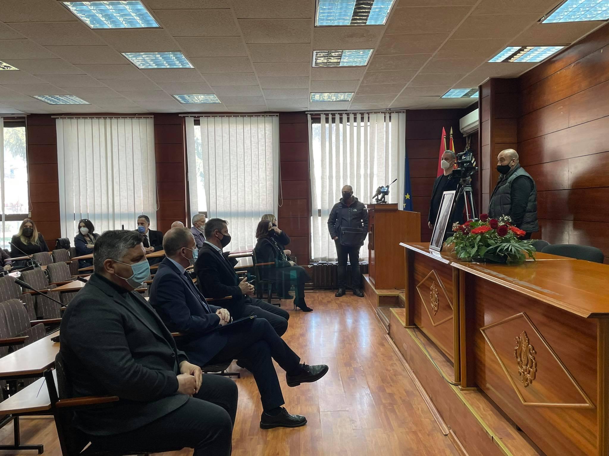 Комеморативна средба во чест на професорката Зејнепе Барди Челебиу